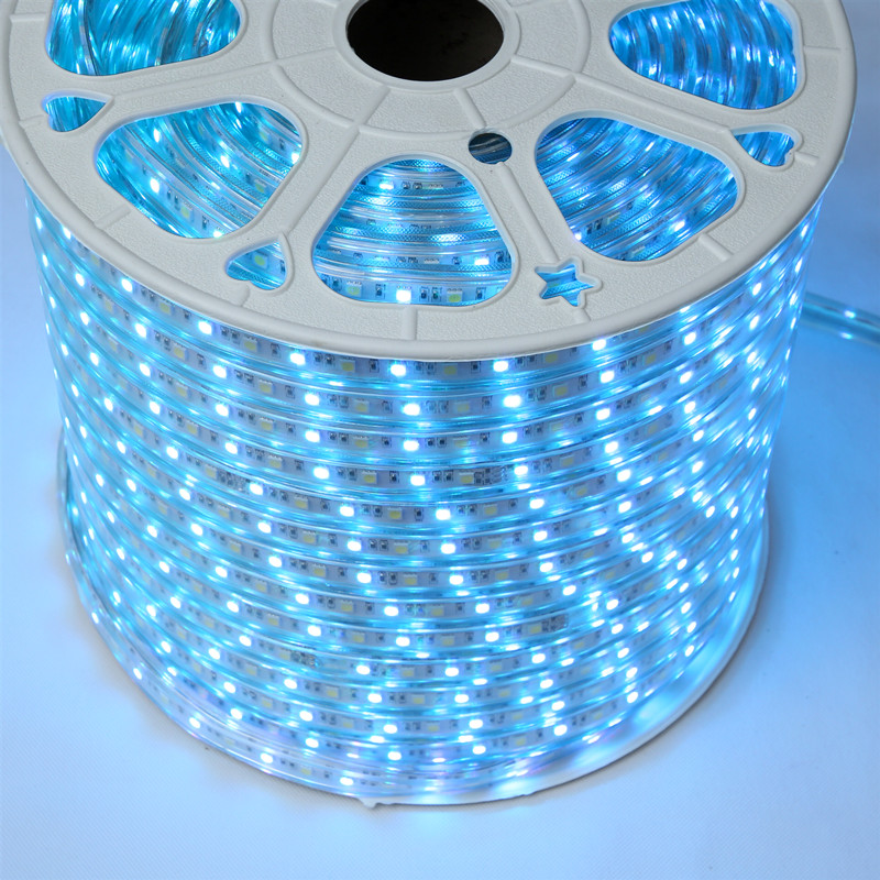 SMD 5050 RGB LED Light Strip Flexible Waterproof  IP65 60LED/M  RGB LED Strip Light with Controller