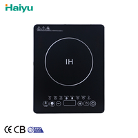 Home Appliance Unique 1500W Heat Proof Multi Function Electric Hotpot Induction Cooker