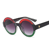 Wholesale round kids girl fashion shades sunglasses