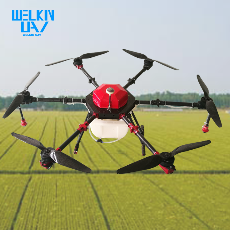WELKIN0873 Battery Operated Waterproof Agricultural Uav Drone Crop Sprayer,  View Agricultural Uav Drone Crop Sprayer, Product Details from Shuxiying