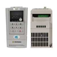 Factory price Single phase 2.2KW variable frequency drive for 50HZ/60HZ mini vfd