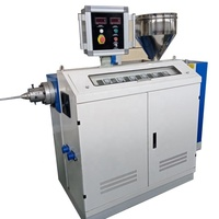 SJ -35 Single Screw Plastic Extruder