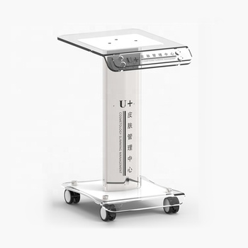 ODM-OEM factory supply High Quality Beauty Facial Salon Trolley For Sale Beauty Salon Machine Trolley With 4 Wheels