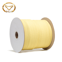 Customized Professional Round Aramid fiber fire Ropes