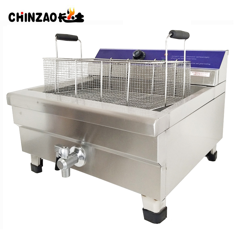 Best Selling 20L Stainless Steel Electric Donut <strong>Fryer</strong> Machine with CE,SAA
