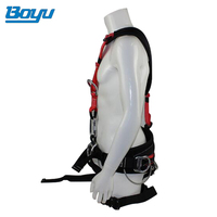 safety harness fall protection suspension belt