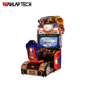 Coin Operated Car Simulator Game 3D Racing Car Games Machine