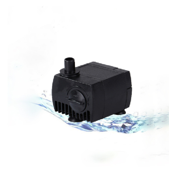 AC or DC 4W multi-function miniature submersible pump fish tank crafts circulating pump equipment
