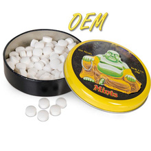 <span class=keywords><strong>OEM</strong></span> scatola di latta <span class=keywords><strong>dolci</strong></span> private label <span class=keywords><strong>dolci</strong></span> della caramella