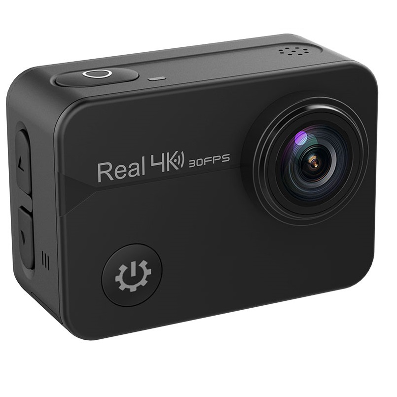 Real 4K 60FPS 30M Waterproof Diving Camera with Touch Screen 3840x2160 30fps HD <strong>Video</strong> 16MP Photos