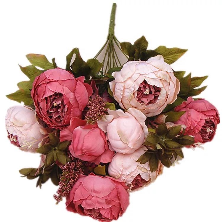 Заказать с джум красивые искусственные цветы