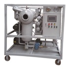 Waste Vacuum Transformer Oil Recycle Purifier Equipment