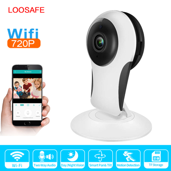 Cheap!!! ICSEE Good Quality 720P Small Home Security Two Way Audio HD Wifi  Camera IP, View Wifi Camera HD, LOOSAFE Product Details from Shenzhen