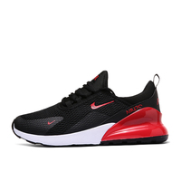 ODM OEM wholesale Mesh upper air cushion tennis shoes men