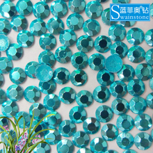 S0811 Blauw 2mm 3mm 4mm hot fix achthoek hoge kwaliteit; china groothandel <span class=keywords><strong>rhinestuds</strong></span>; fabrikant <span class=keywords><strong>hotfix</strong></span> octagon rhinestud HOT FIX