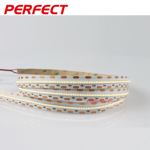 waterproof led strip smd 2110 warm white decoration room with profile led strip
