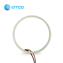 Halo angel eye ring <span class=keywords><strong>Cool</strong></span> White LED angel eyes led halo licht kit