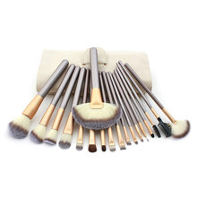 Großhandel Beauty Make Up <span class=keywords><strong>Pinsel</strong></span> Private Label Kabuki Kosmetik 18 pcs Make-Up <span class=keywords><strong>Pinsel</strong></span> <span class=keywords><strong>Set</strong></span>