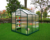 Used Garden DIY Polycarbonate Hobby Greenhouse