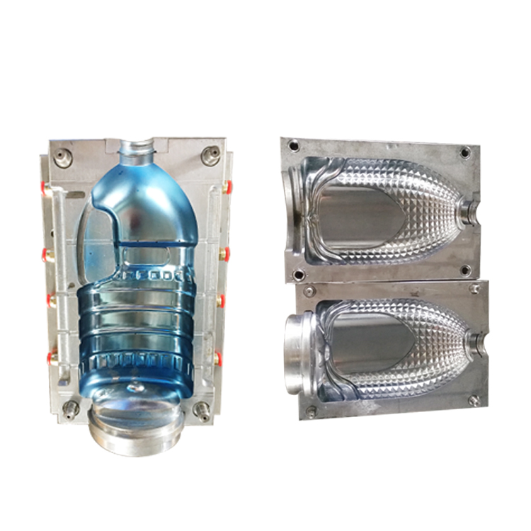 Mineral water bottle/oil bottle blow mold, 5L/10L/15L /19L plastic bottle making mold.
