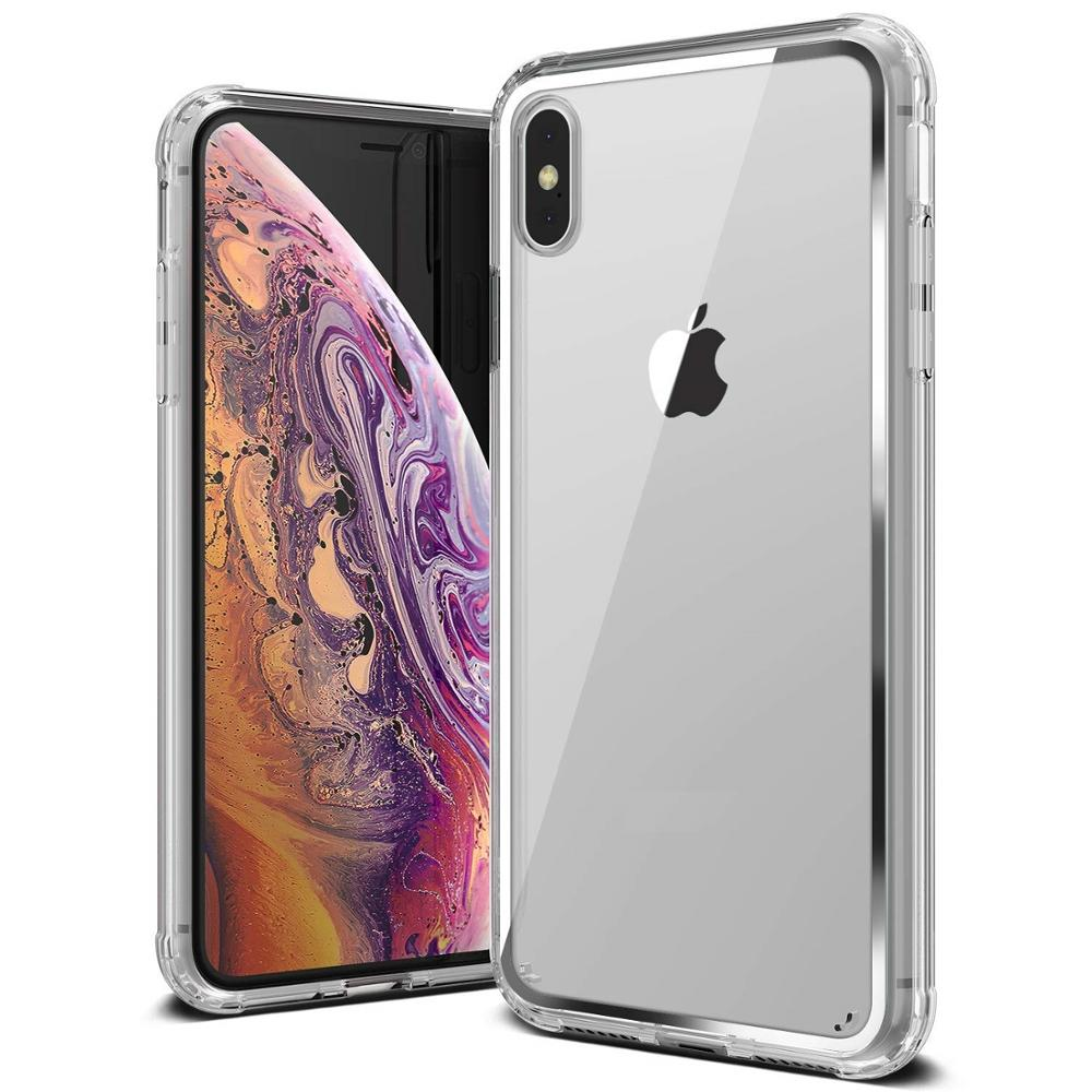 2019 Clear Silicon Ultra Thin Soft TPU Case For iphone 6 7 8 X Xr Xs max Transparent Phone Case mobile covers фото