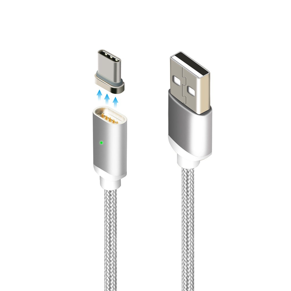 2019 neue design 2.4A micro usb magnetic charging kabel