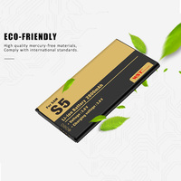 Shenzhen china mobile phone battery factory 2800mah rechargeable Li-ion batteries