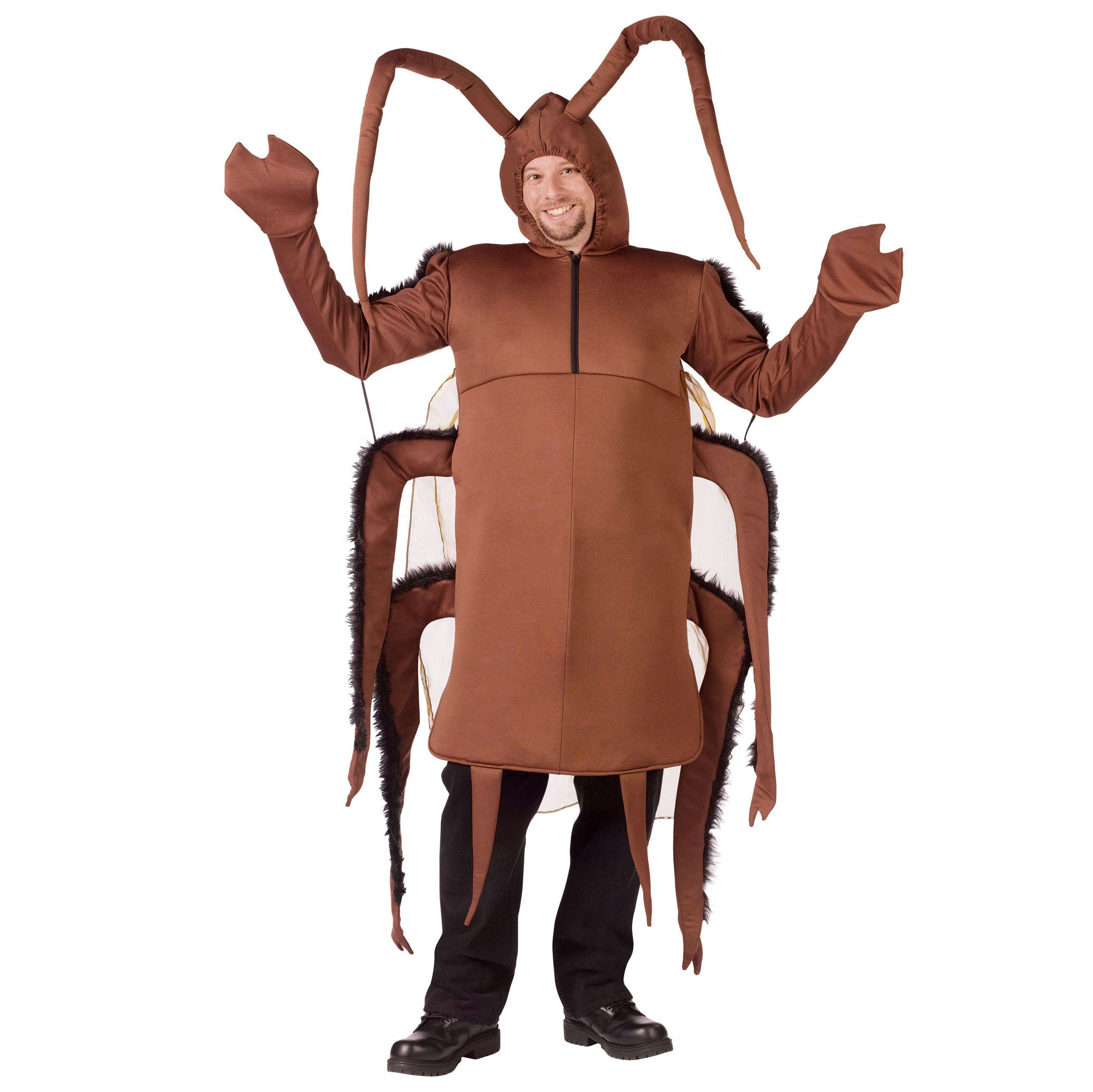 Adulto Scarafaggio Bug Insetto Animale Cosplay Costume per la Festa di Halloween