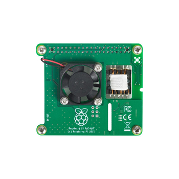 POE HAT Expansion Board for Raspberry Pi 3 B+