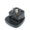 Travelsky Custom promotional gift europe 2 pin travel plug adapter