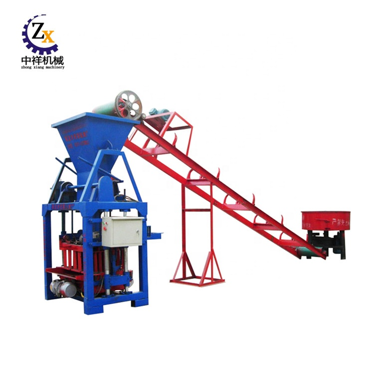 Block cement brick making machine price in india kerala