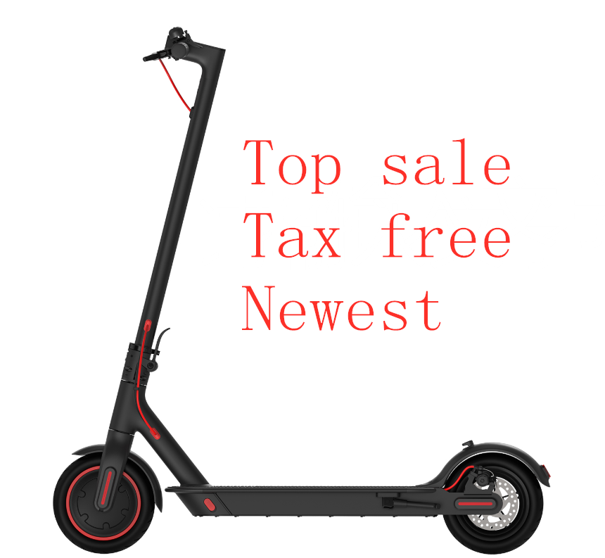 Best Selling Electric Foldable Xiaomi Scooter Original Xiaomi M365 Pro, Black.white