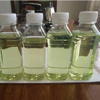 Full automatic recycling used oil in diesel with light yellow color in low sulphur