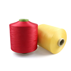 Wholesale stock lot S / Z Midium/High Stretch150D 300D 100% Polyester DTY Yarn for Weaving and Knitting