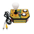 Game Play Retro Console YLW Licensed Game Retro Single Frogger Game Plug and Play TV Arcade Game Console Newest