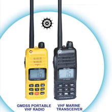 CY-VH01 GMDSS VHF Walkie <span class=keywords><strong>Talkie</strong></span> TWO-WAY RADIO Handheld Marinha