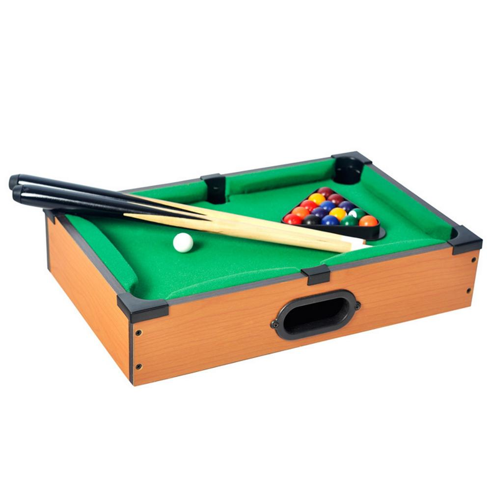 wholesale cheap toys kids playing mini billiard snooker pool table
