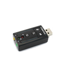 Audio Driver 7.1 Channel Microphone In and 3.5mm Speaker Out 71 External USB sound card
