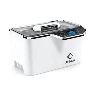 Germany free shipping electronic mini digital display jewelry watch ultrasonic cleaner