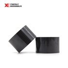 Fineray Hot foil stamping roll /black coding ribbons /hot print stamp foil for expiry date printing