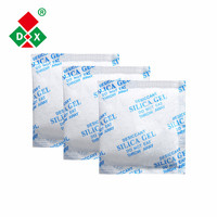 Do not eat silica gel packet / silica gel dehumidifier bags 5grams and 10grams