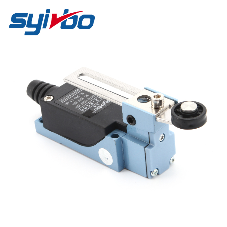 XINGBO Factory price High quality adjustable roller lever tz8108 limit switches/rotary limit switches