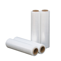 Machine or Hand Use Factory Price Protective LLPE Plastic Stretch Film