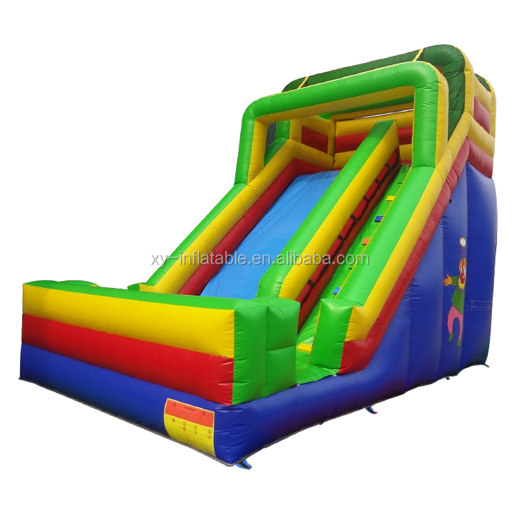 Professional Inflatable Jumping Slide Water Slide Supplier,Inflatable Dry Slide for Kids