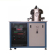 Double head vacuum magnetic sputtering coater/ coating machine with two DC magnetic gun used in lab
