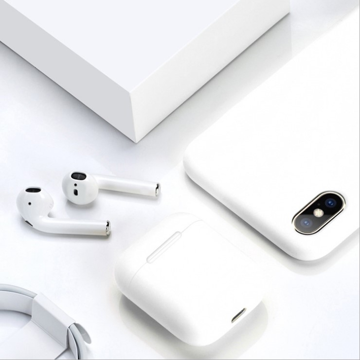 i12 tws 2019 Hot Earphone Hands Free touch Control i12 earbuds TWS for smart phone wireless headphones, N/a
