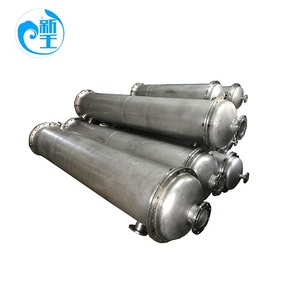 Chinese factory direct sale shell and tube heat exchanger for chemical