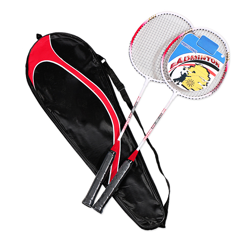 OEM merk rackets fabriek mini badminton racket