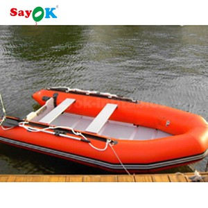 pro marine inflatable boat fishing inflatable rescue boat