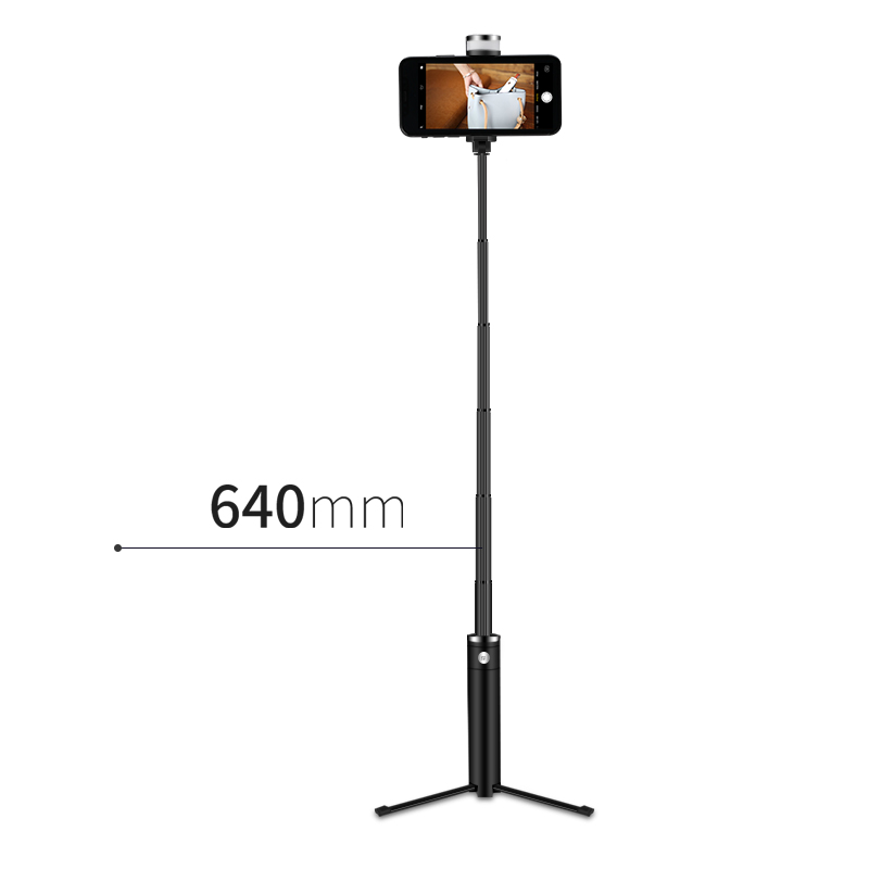 Cheap Price Wholesale Monopod Cable Selfie Stick Camera Tripod